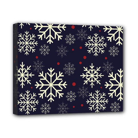 Snowflake Canvas 10  X 8  by Kathrinlegg