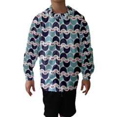 Moon Pattern Hooded Wind Breaker (kids)