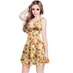 Curious Maple Fox Reversible Sleeveless Dress