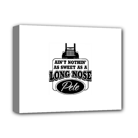 Pete Deluxe Canvas 14  X 11  by allthingseveryday