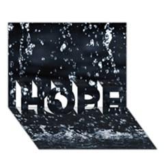 Autumn Rain Hope 3d Greeting Card (7x5)
