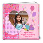 5th birthday 2010 - 8x8 Photo Book (20 pages)