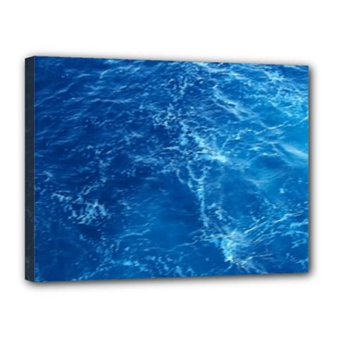 Pacific Ocean Canvas 16  X 12  by trendistuff