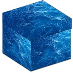 Pacific Ocean Storage Stool 12   by trendistuff
