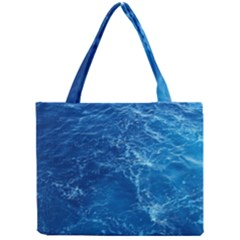 Pacific Ocean Tiny Tote Bags by trendistuff