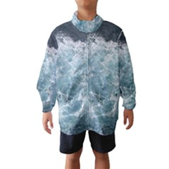 Ocean Waves Wind Breaker (kids)