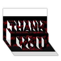 I ve Watched Enough Criminal Minds Thank You 3d Greeting Card (7x5)