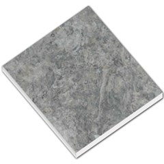 Silver Travertine Small Memo Pads