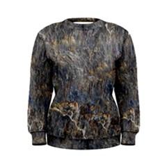 Rusty Stone Women s Sweatshirts by trendistuff
