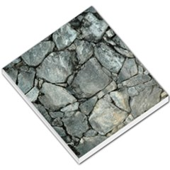Grey Stone Pile Small Memo Pads by trendistuff