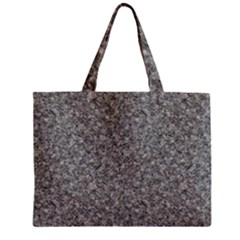 Grey Marble Zipper Tiny Tote Bags by trendistuff
