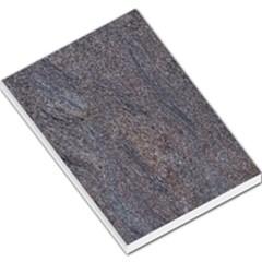 Granite Blue Brown Large Memo Pads by trendistuff
