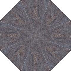 Granite Blue Brown Hook Handle Umbrellas (large) by trendistuff