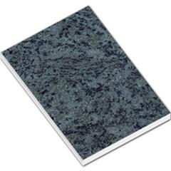 Granite Blue Black 2 Large Memo Pads