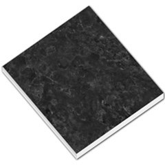 Black Marble Small Memo Pads