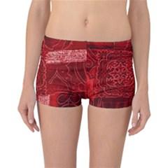 Reversible Boyleg Bikini Bottoms by trendistuff