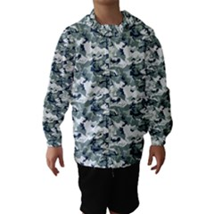 Camo Urban Hooded Wind Breaker (kids) by trendistuff