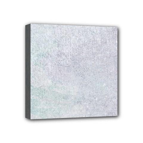 Paper Colors Mini Canvas 4  X 4  by trendistuff