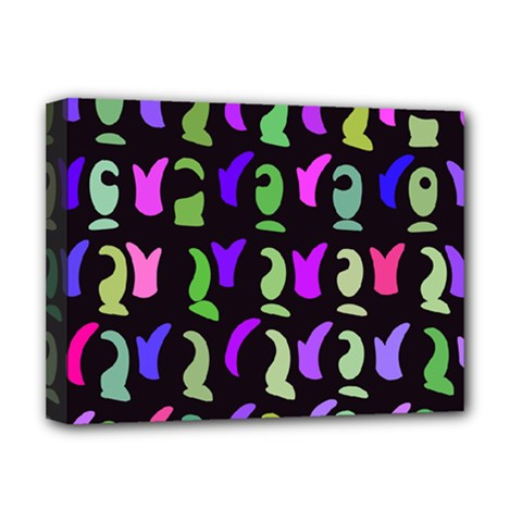 Misc Shapes Deluxe Canvas 16  X 12  (stretched)  by LalyLauraFLM