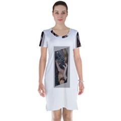 Short Sleeve Nightdress by cutter