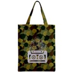 Military Texture  - Zipper Classic Tote Bag
