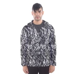 ALUMINUM FOIL Hooded Wind Breaker (Men) by trendistuff