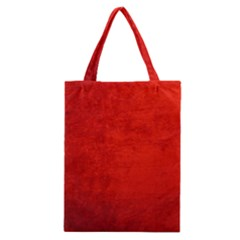 Crushed Red Velvet Classic Tote Bags by trendistuff