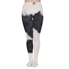Spotted Cow Hide Women s Tights by trendistuff