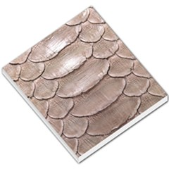 Scaly Leather Small Memo Pads