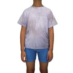 Rabbit Fur Kid s Short Sleeve Swimwear