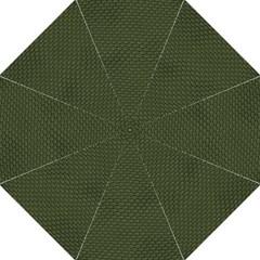 Green Reptile Skin Hook Handle Umbrellas (large)