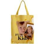 kids - Zipper Classic Tote Bag