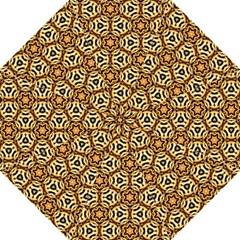 Faux Animal Print Pattern Golf Umbrellas by creativemom