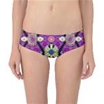 rose mandala  Classic Bikini Bottoms
