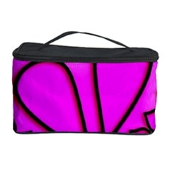 Colorful Modern Love Cosmetic Storage Cases by MoreColorsinLife