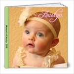 Austyn2015 - 8x8 Photo Book (60 pages)