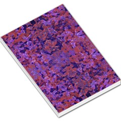Intricate Patterned Textured  Large Memo Pads by dflcprints