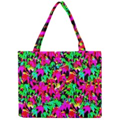 Colorful Leaves Tiny Tote Bags