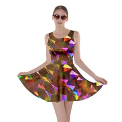 Cool Glitter Pattern Skater Dresses by Costasonlineshop