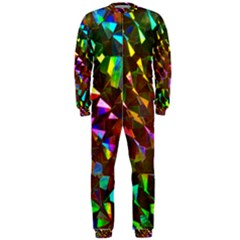 Cool Glitter Pattern OnePiece Jumpsuit (Men)  by Costasonlineshop