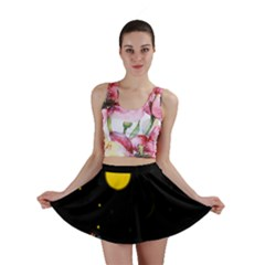Cycle To The Moon Mini Skirts