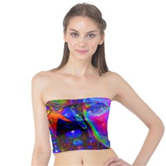 Night Dancer Women s Tube Tops by icarusismartdesigns
