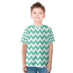 Chevron Pattern Gifts Kid s Cotton Tee
