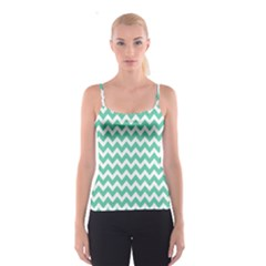 Chevron Pattern Gifts Spaghetti Strap Tops