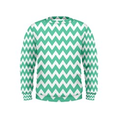 Chevron Pattern Gifts Boys  Sweatshirts