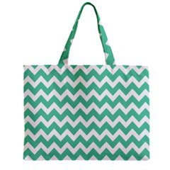 Chevron Pattern Gifts Zipper Tiny Tote Bags