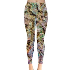 Abstract Background Wallpaper 1 Women s Leggings by Costasonlineshop