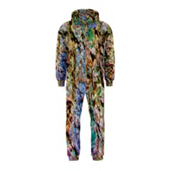 Abstract Background Wallpaper 1 Hooded Jumpsuit (kids) by Costasonlineshop