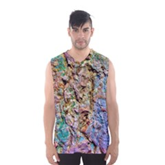 Abstract Background Wallpaper 1 Men s Basketball Tank Top by Costasonlineshop