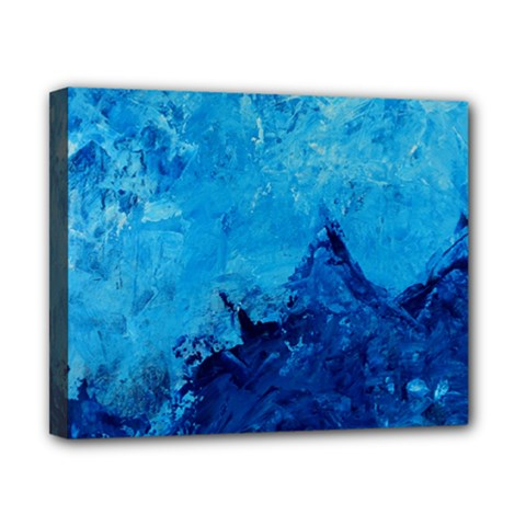 Waves Canvas 10  X 8  by timelessartoncanvas